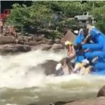 Ocoee River Olympic Section Fun – Rock-et Launch
